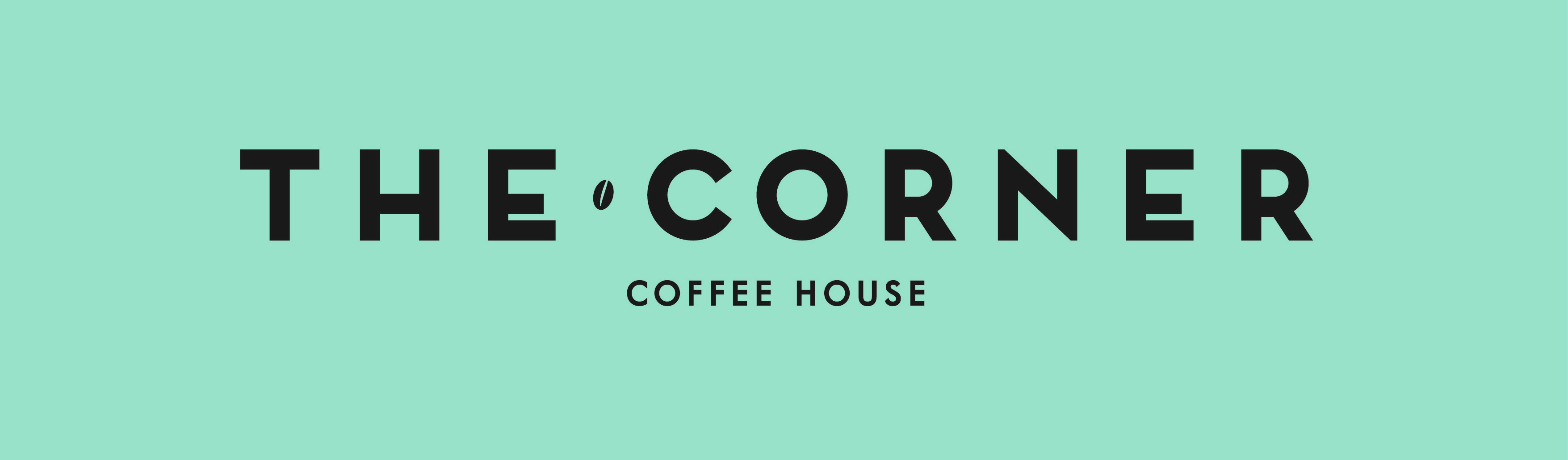 The Corner Coffee House Logo